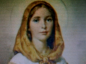 St. Dymphna is the patron saint for emotional disturbance